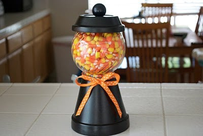 DIY Candy Holder