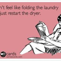Dryer Humor