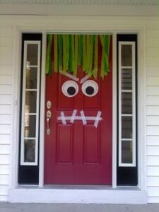 Halloween Door