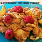 Raspberry French Toast