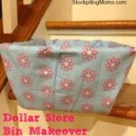 dollarstorebinmakeover