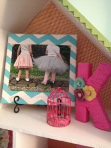 How To Make a Canvas Picture Holder