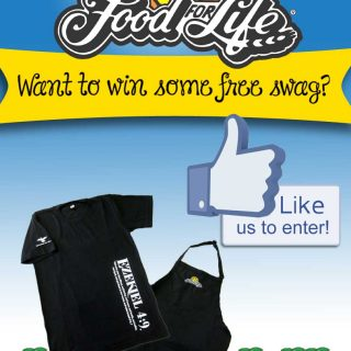 Win Free Food For Life Product Coupons & Swag