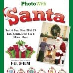 Free pictures with Santa at Wal-Mart!