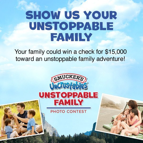 uncrustables unstoppable contest