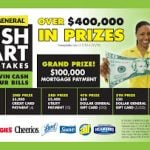 Dollar General Fresh Start Sweeps
