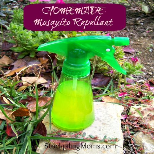 Homemade Mosquito Repellant