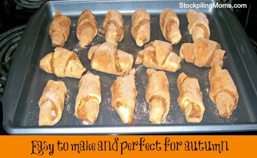 Pumpkin-Pie-Crescent-Rolls-tray