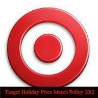 Target Holiday Price Match Policy 2012