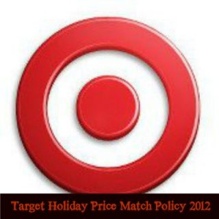 #Target Holiday Price Match Policy 2012