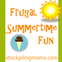 Frugal Summertime Fun