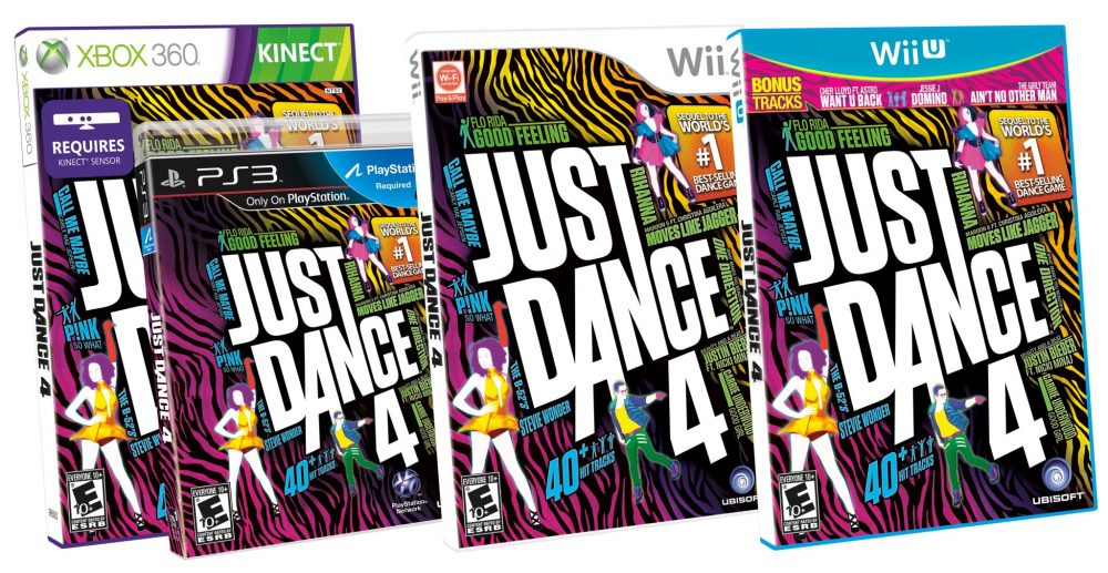 Picture from Just Dance Facebook