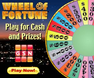 Play Wheel of Fortune for Free