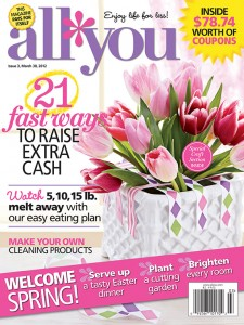 March All You Magazine