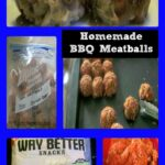 Homemade BBQ Meatballs