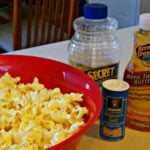 Homemade Popcorn 2