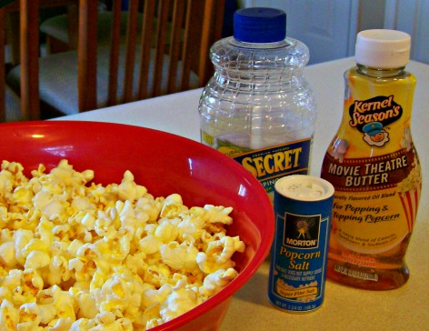How to make Homemade Popcorn! #easy #popcorn #recipe
