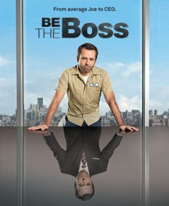 A&E Be the Boss Airs 12/2/12