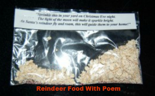 How To Make Reindeer Food - Your kids wil love this tradition on Christmas Eve