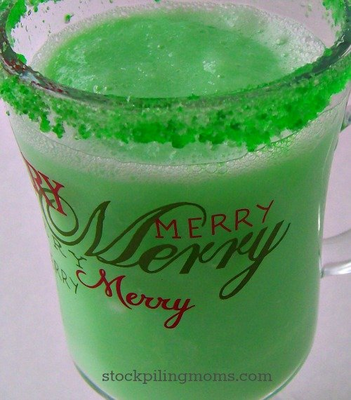 How the Grinch Stole Christmas Party - Grinch Punch