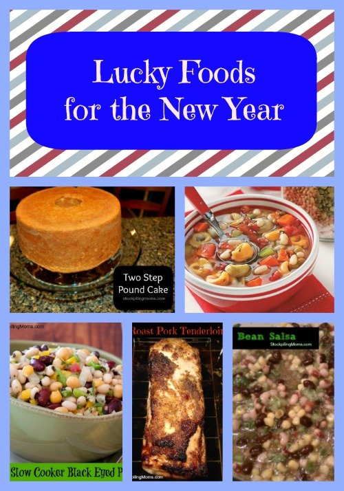 What Are Lucky Foods for the New Year?