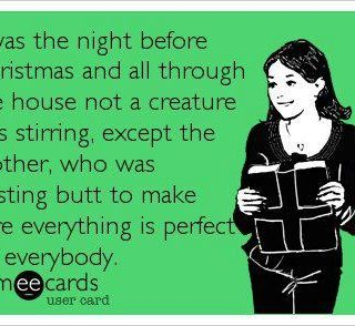 Twas the Night before Christmas Humor