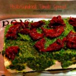 Pesto Sundried Tomato Spread