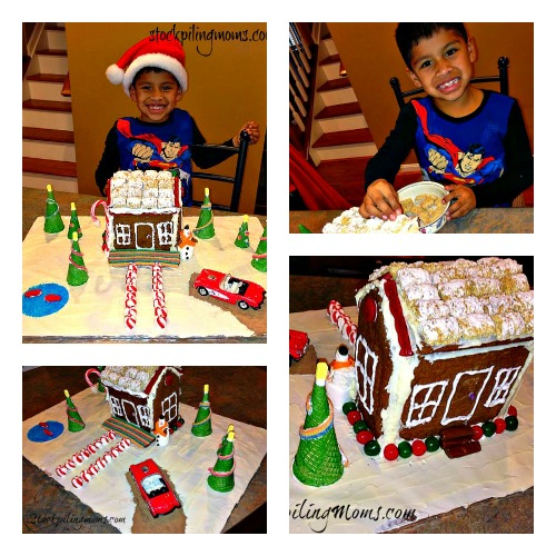 gingerbread house pictures