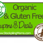#Organic & #Glutenfree Coupons and Deals