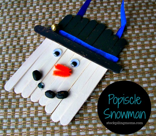 Cute and easy to make!  Your kids will love this.