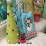 DIY Yarn Wrapped Tree