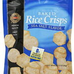 CVS Baked Rice Crisps :: Gluten Free Review
