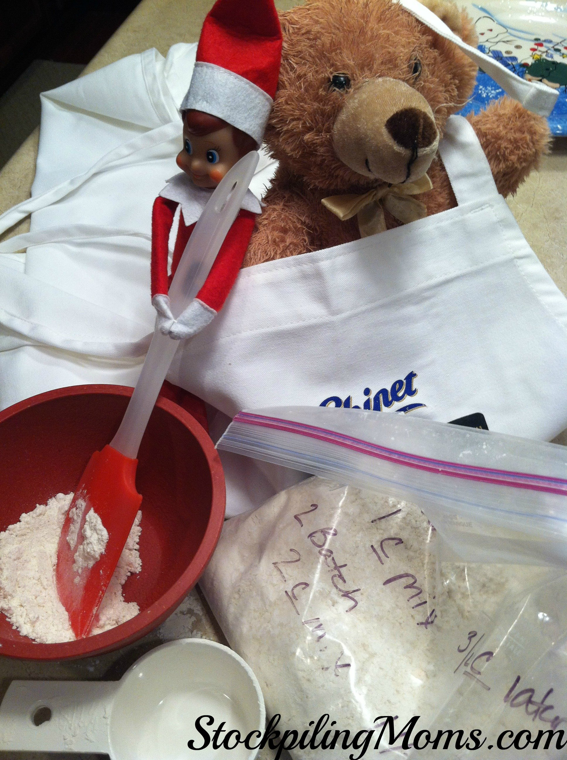 Meals For Moms: The Elf On The Shelf®