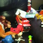 The Elf on the Shelf® Day 4 – Reading Fun