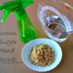 Brown Sugar Hand Scrub