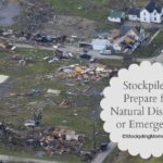 Stockpile to Prepare for Natural Disasters or Emergency