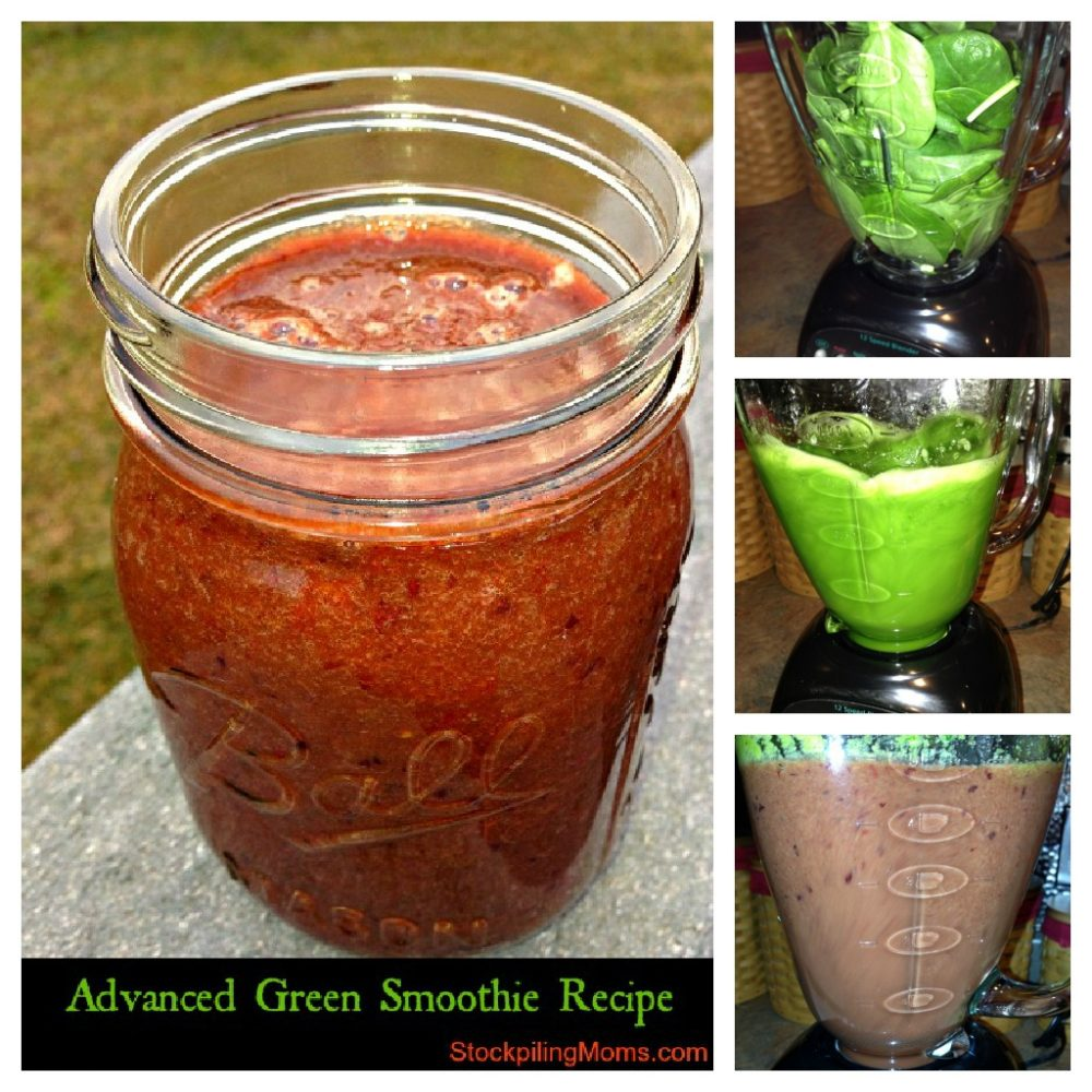 advancedgreensmoothierecipe