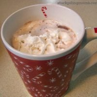 Crockpot Hot Cocoa