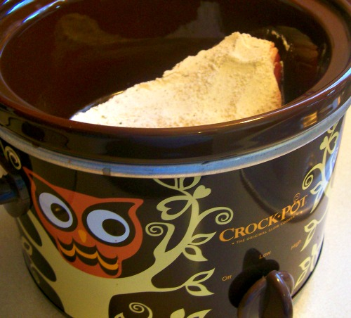 Crockpot Pot Roast is the perfect recipe for a busy weeknight! Family approved which is a mom win!