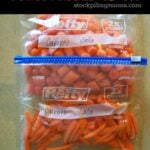 freeze carrots