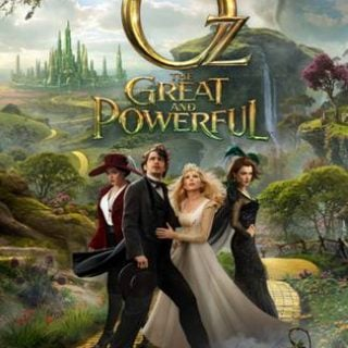Oz The Great and Powerful Disney Movie :: Opens 3/8/13