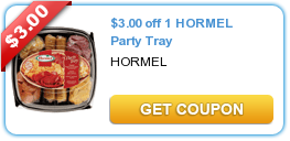 Target Hormel Party Tray only $3.49