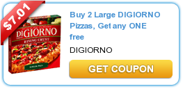 DIGIORNO Pizza Coupon :: Buy 2 Get 1 Free