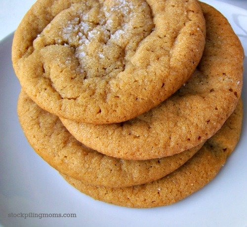 peanut butter cookies 2