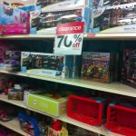 Target Toy Clearance 70% off
