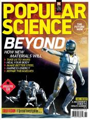 Popular Science Magazine for only $4.99 per year