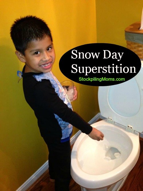 7 fun snow day superstitions that your kids will LOVE!