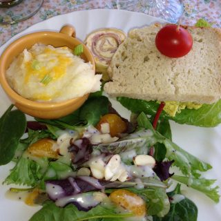 Gluten Free Menu Yesterday's Cafe & Tea Room – Florence, KY