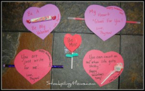 Homemade Valentine Cards – Handcrafted Valentine Cards