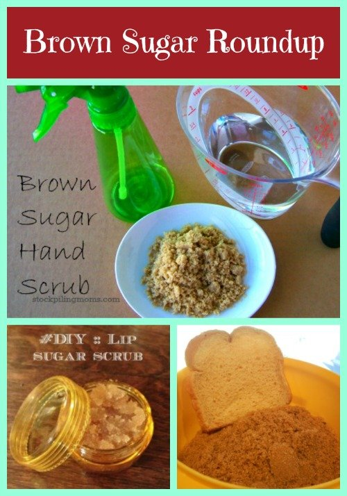 Check out our Brown Sugar Roundup - Tips, Recipes and How to Keep Brown Sugar from getting hard!